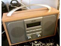 Bush ..dab ..stereo radio.
