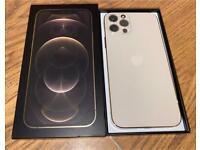 Apple iPhone 12 Pro Gold 128GB Factory Unlocked Apple Warranty