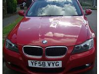 BMW 318i SE petrol saloon, very good condition
