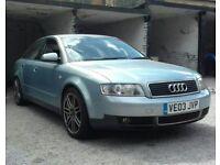 2003 Audi A4 1.9 TDI Full Leather Service History
