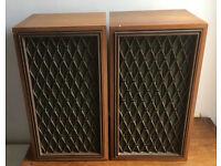 Vintage Pioneer Large Speakers CS-66A