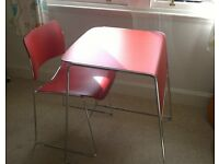 Desk & Chair (£40 or nearest offer) Designer Study by Howe