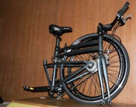 MONTAGUE BOSTON 8 Full Size Folding Cycle
