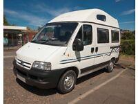 Citroen Relay Leisuredrive conversion campervan. 2 Berth, Diesel. Low mileage. Long MOT.