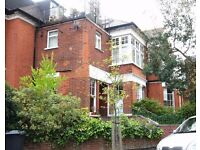 A 2 bed 1st floor conversion flat walking distance to Highgate tube. Available Now - Part furnished