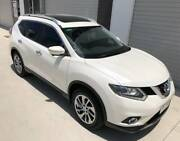 IMMACULATE THROUGHOUT 2014 TURBO DIESEL TL X-TRAIL WITH LOW KMS Pinkenba Brisbane North East Preview