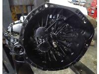 Vauxhall movano/vivairo gearbox