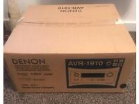 DENON AVR-1910 SURROUND RECEIVER