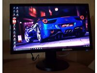 ASUS 22 inch Full HD 1080p Widescreen Monitor (DVI,VGA,2xUSB,5ms Response time)