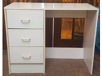 3 Drawer Craft Desk and Chair