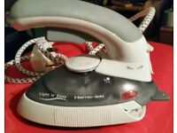 Travel Iron Un-used