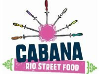 Cabana open day – Hiring KP, CDP, Junior Sous Chef - up to £9 p/h