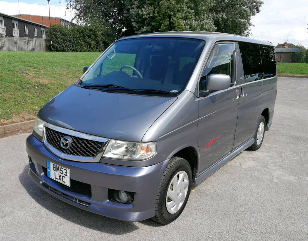 2003 Mazda Bongo Friendee 2.0 Petrol Auto 8 Seater Tin Top Camper Day Van   in Coventry, West ...