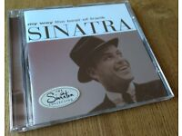My Way, The Best of Frank Sinatra CD