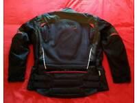 Motorbike Jacket and Motorbike Armr