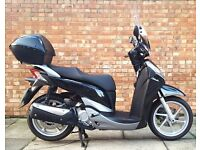 Honda SH 300 ABS, Immaculate condition with EXRAS
