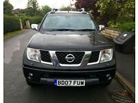 Nissan Navara Outlaw 2007 Double Cab Pick Up 2.5 DCI