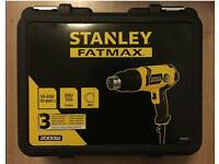 STANLEY HEATGUN BRAND NEW SEALED UNOPENED £39