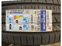 275 40 20 Tyre New