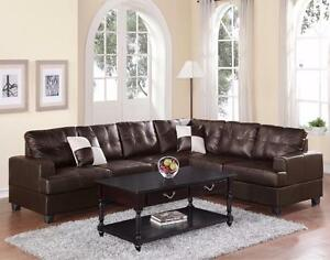 BRAND NEW ! 899$ - 2-Pcs Sectional Set