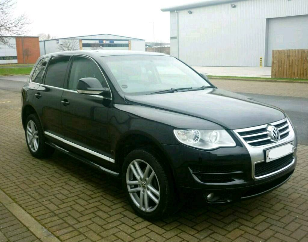 vw touareg altitude 2007 3 0 diesel v6 tdi in glasgow gumtree. Black Bedroom Furniture Sets. Home Design Ideas
