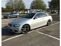 BMW, 3 SERIES, Full Spec Convertible, 325d, Auto, M Sport. £3995 ONO