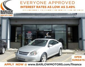 2010 Chevrolet Cobalt LT**AMVIC INSPECTION & CARPROOF PROVIDED!
