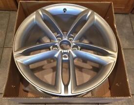 Genuine Audi TT TTS Alloy Wheel Rim 19 inch 8J0601025AF
