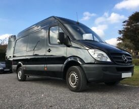 Mercedes MWB Sprinter Band Van, Splitter Van, Campervan, Day Van