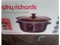 morphy richards slow cooker