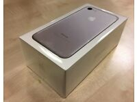 iPhone 7 Silver 256GB Brand new, sealed , any network