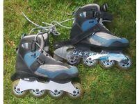 Ultra Wheels inline Skates RBEC3 Size EU 38 / UK 5