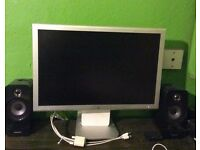 21 Inch Mac Display with cables and power - Very Good Condition
