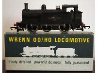 Wrenn Railways OO/HO 2205 Class R1 Tank Locomotive 0-6-0T 31337 in BR black for sale  Whiteley, Hampshire