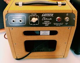 *SOLD* Gretsch Electromatic G5222 5W 1x6 Tube Guitar Combo Amp