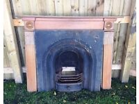 2 x Fire places for sale in good condition