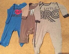 Baby Boys Bundle -6-12 months