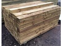 🌲Wooden Fencing Pieces/ Panels/ Boards ~ Tanalised ~ Various Sizes🌲