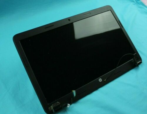 "HP 15.6"" 2000 Notebook Laptop Glossy LCD Screen Complete Assembly BLUE"