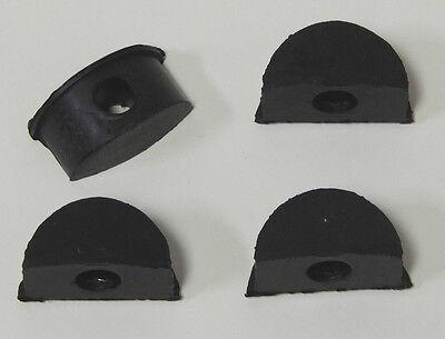 Kawasaki KZ550 KZ650 KZ750 Valve Cover Cam End Rubber Plugs Oil Seals (SET of 4)