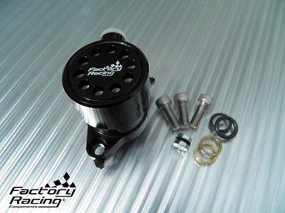 BLACK Factory Racing Billet Alloy Clutch Slave Cylinder for Ducati V-twins