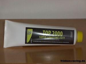 20,40€/l AUTOL TOP 2000 Super Longtime Fett 500 ml Tube