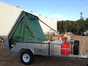off road hard floor camper trailer x 5 shipping container worth
