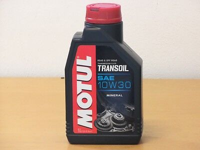 Motul Transoil  Getriebeöl SAE 10W30 1 Liter