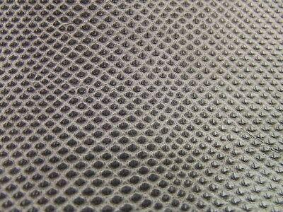 Genuine Gray Grey Karung Snake Skin Leather Hide Python Costume Crafts Boy Scout