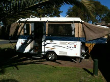 2008 Jayco Flamingo Thornlie Gosnells Area Preview