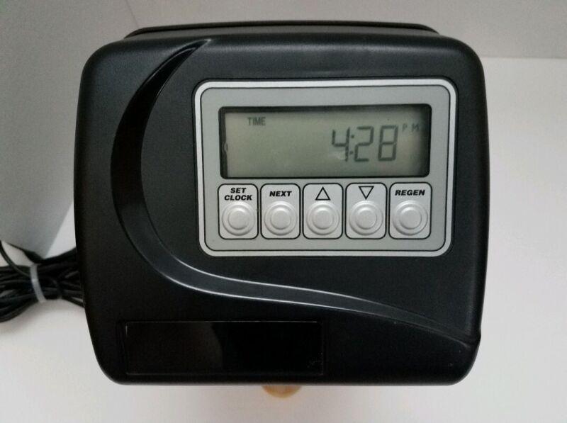 Clack WS1 Filter Control Valve For Backwash Filtration System.  unit is used.
