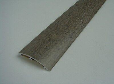 Ausgleichsprofil 41x830mm grau Bodenprofil Übergangsprofil Profil Leiste 3,55€/m