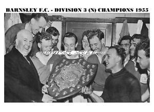 BARNSLEY-F-C-TEAM-CELEBRATION-PRINT-1955-LEAGUE-WIN