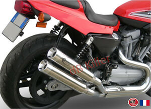 silencieux ducati monster 620